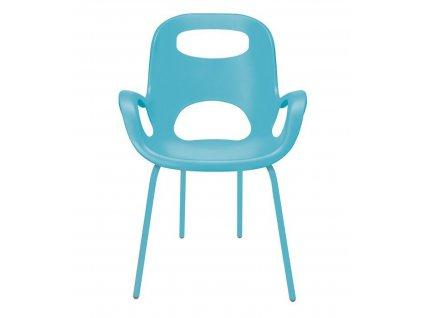 UMBRA židle OH tyrkysová