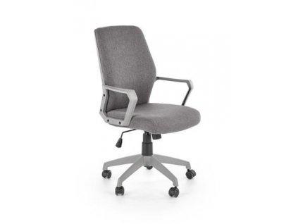 SPIN křeslo kancelářské šedé