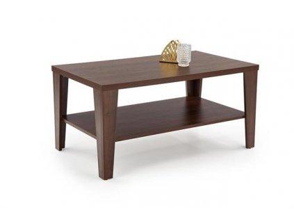 MANTA stolek barva tmavý ořech