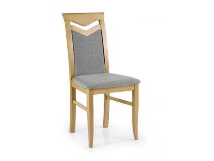 CITRON židle dub velbloudí / polstrování: INARI 91