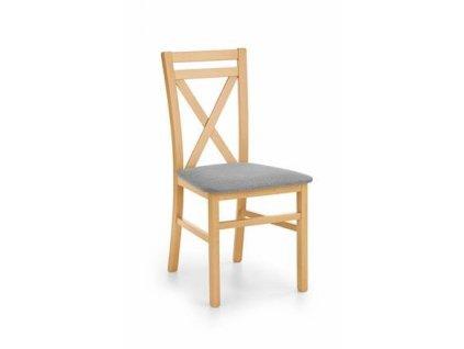 DARIUSZ židle dub velbloudí / polstrování: Inari 91