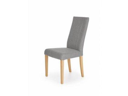 DIEGO židle dub velbloudí / polstrování. Inari 91