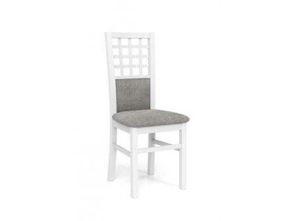 GERARD3 židle bílá / polstrování: Inari 91