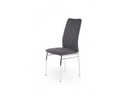 K309 židle tmavě šedá