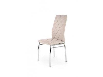 K309 židle světle béžová