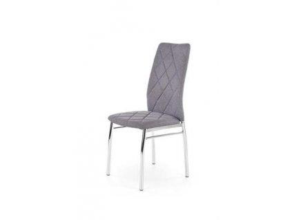 K309 židle světle šedá