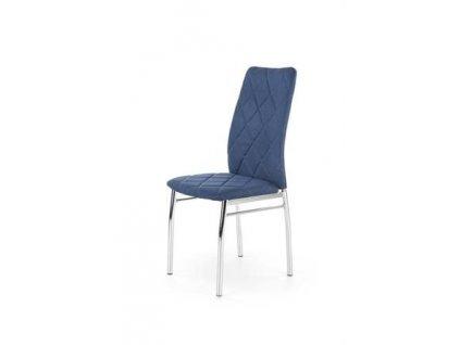 K309 židle modrá