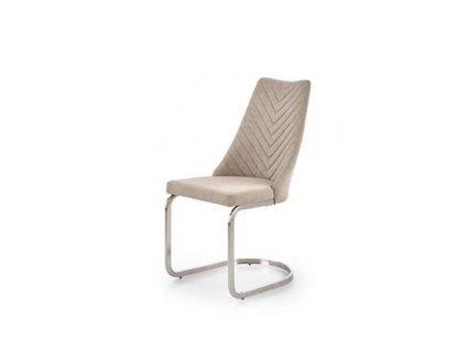 K322 židle béžová