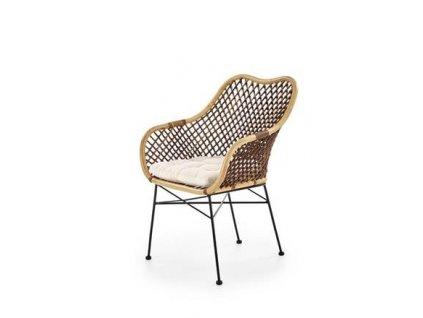 K336 židle Rattan přírodní