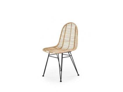 K337 židle Rattan přírodní
