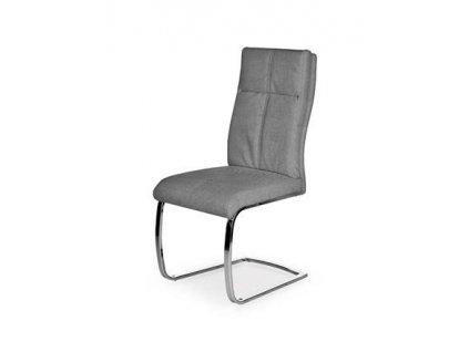 K345 židle šedá