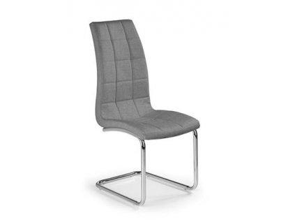 K346 židle šedá