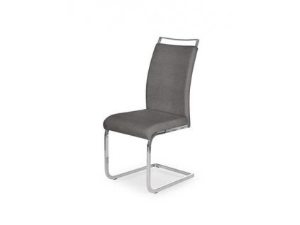 K348 židle šedá