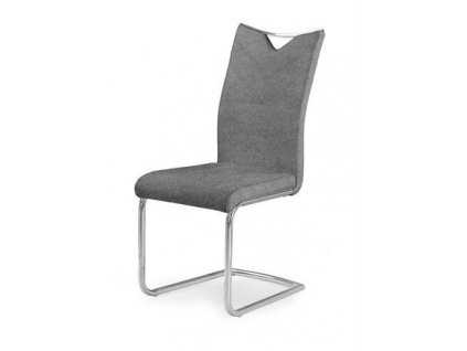 K352 židle šedá