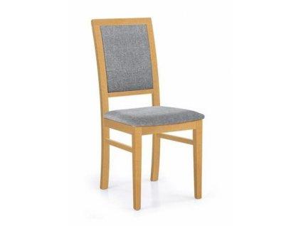 SYLWEK1 židle dub velbloudí / polstrování: Inari 91