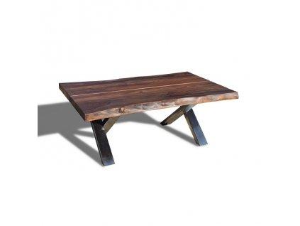 Steel The Beast Kávový stolek / Length 120 cm