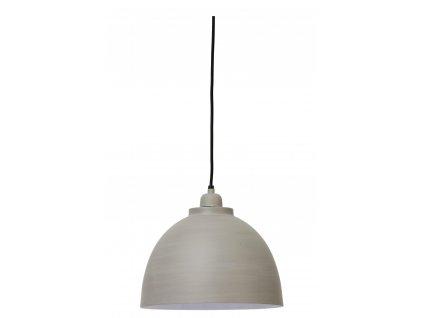 Lampa závěsná Kylie Z bílá
