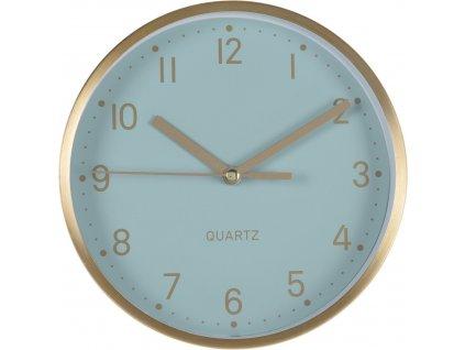 Hodiny Timer modré