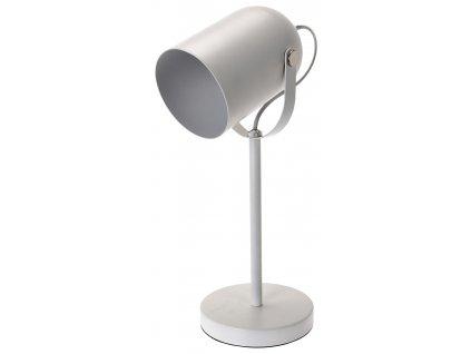 Lampička kancelářská Intesi Taylor bílá matová