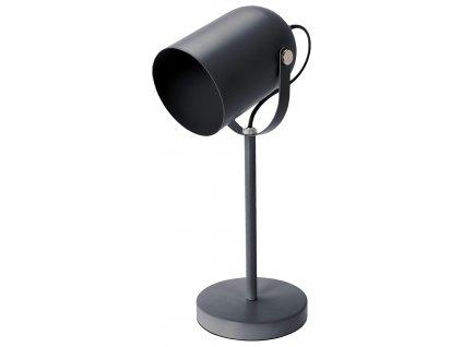 Lampička kancelářská Intesi Taylor šedá matová