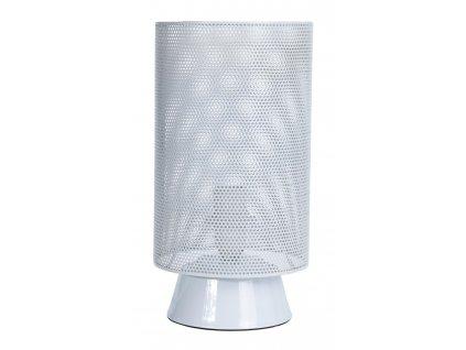 Lampa stolní Intesi Kross bílá