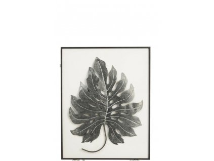 Obrázek dekorační Leaf 98x77,5cm