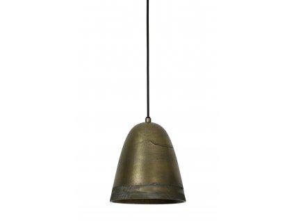 Lampa závěsná Sumeri antická hnědá