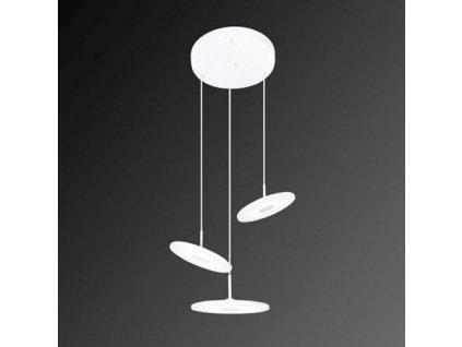 Minimalistická lampa LED závěsná Vinyl 3