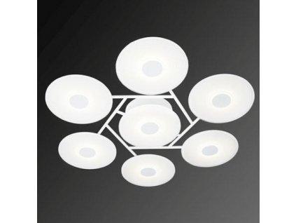 Minimalistická lampa LED závěsná Vinyl 7