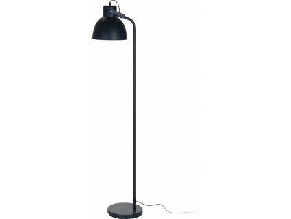 Lampa podlahová Intesi Gloss grafitová