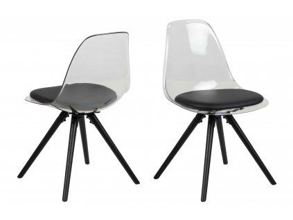 Židle Henning černá