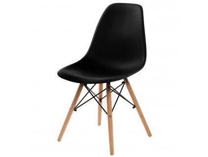 Židle Simplet P016V basic černá