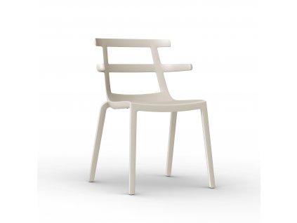 Židle Tokio ivory