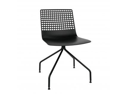 Židle Wire Arana černá