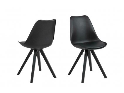 Židle Dima black
