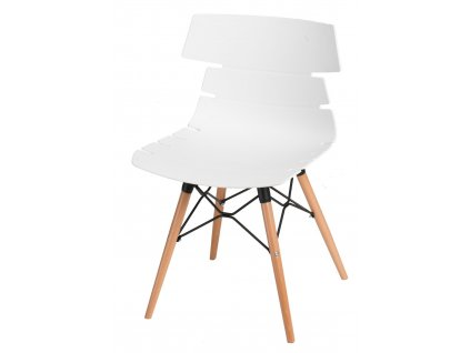Židle Techno DSW PP bílá