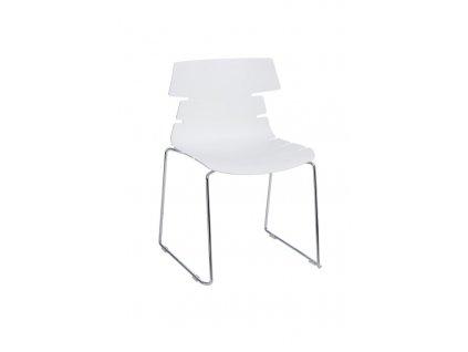 Židle Techno SL PP bílá