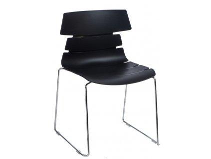 Židle Techno SL PP černá
