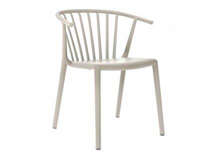 Židle Woody Ivory