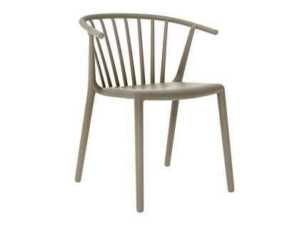 Židle Woody písková