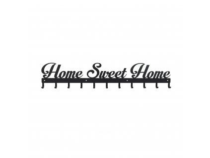 Věšák Sweety Home černý