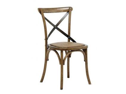 Židle Vintage Hardwood