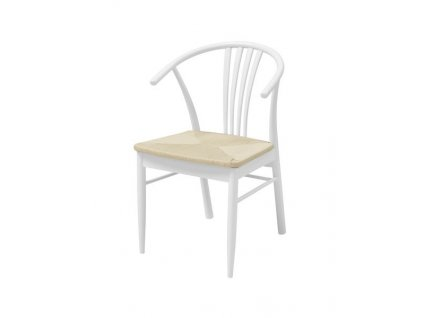 Židle York bílá