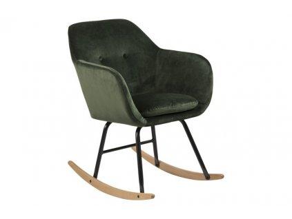 Židle houpací Emilia Vicente lesní zeleň
