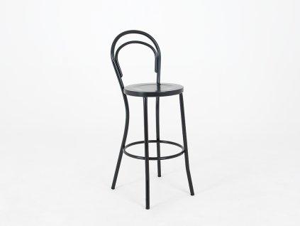 Stolek barový CHAPLIN BAR - černý