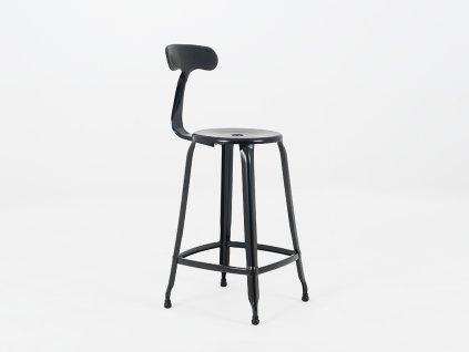 Stolek barový SOHO BAR - černý