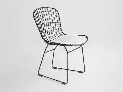 Židle WIRE - černá