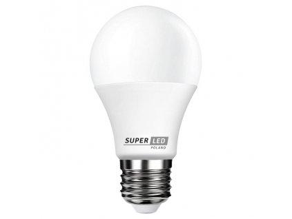 Žárovka LED E27 12W koule neutrální