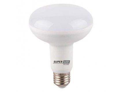 Žárovka LED E27 R80 9W neutrální