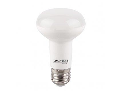 Žárovka LED E27 R63 7W neutrální